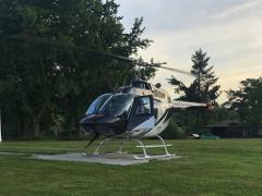 Flight Training Helicopter