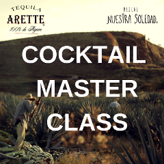 Tequila Cocktail Masterclass