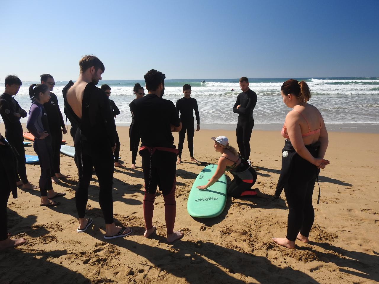 Surf Lesson 3 Hours - Great Ocean Road - Torquay