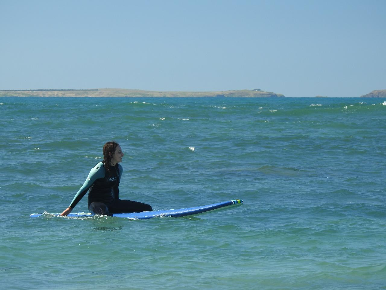 Learn to Surf Lesson - This Girl Can - Great Ocean Road Day Trip