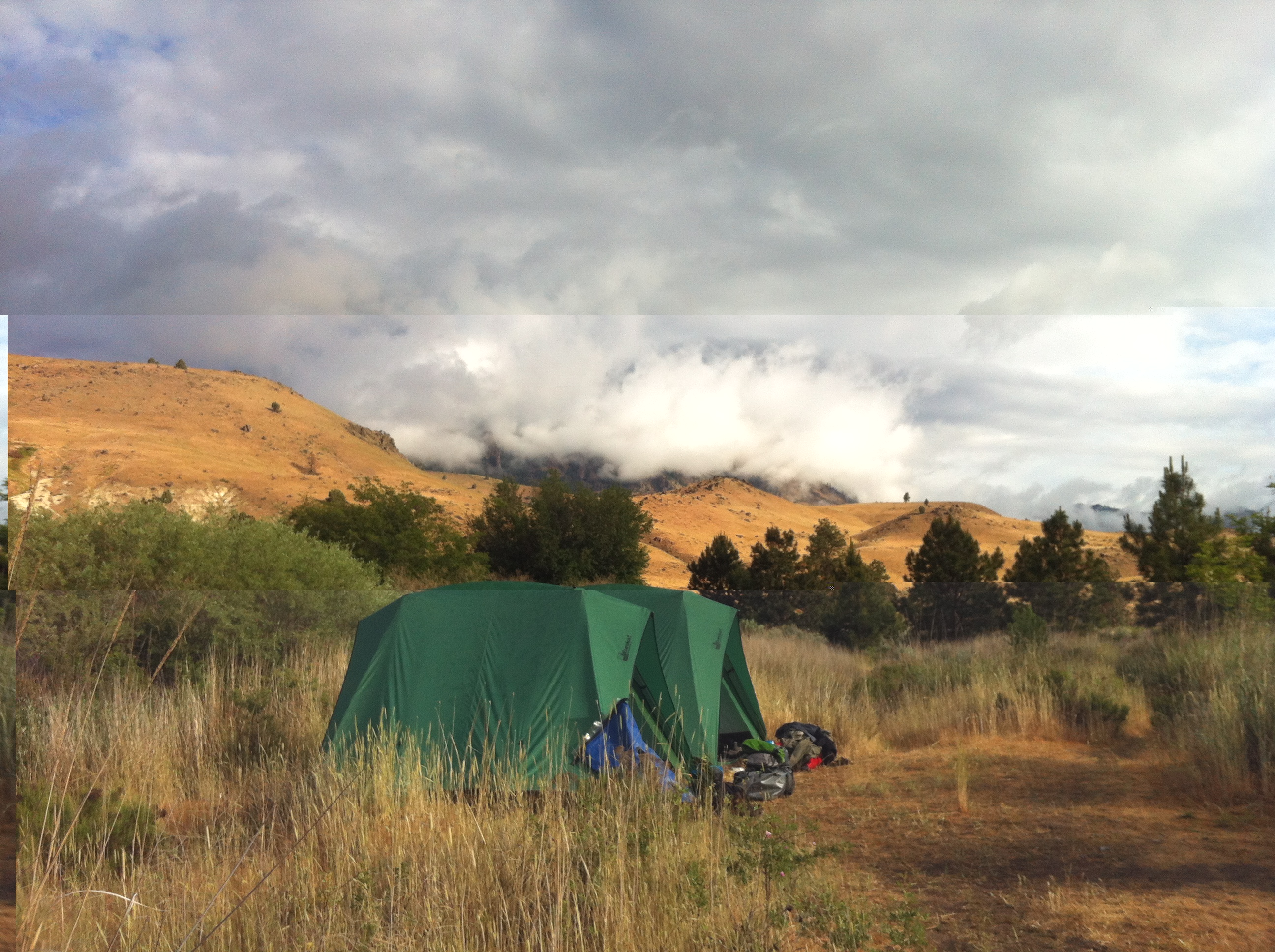 Deschutes River Three  Day Camp Trips