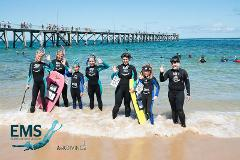 Port Noarlunga Snorkel Tour - for beginners and all abilities