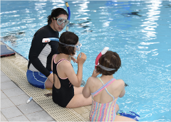 Snorkel Classes for Beginners, all Ages and Abilities