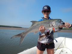Private fishing charter - half-day