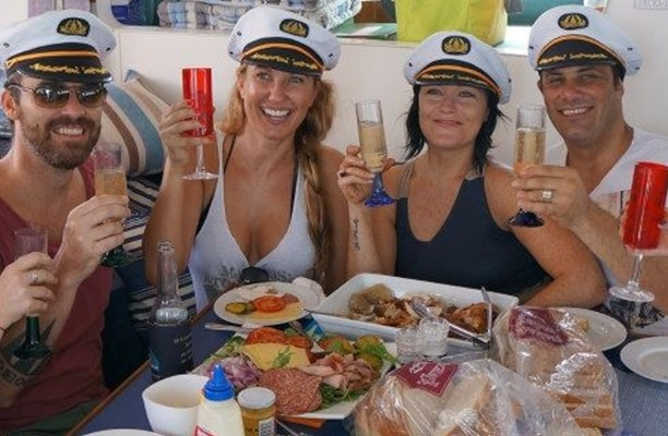 Private fishing charter - full day
