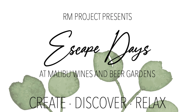 Escape Day - Create. Discover. Relax.
