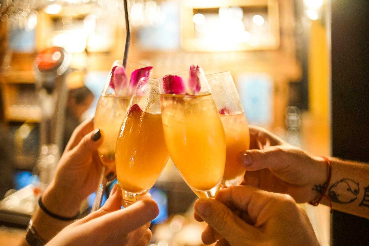 Secret Cocktail Experience