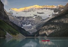 Glaciers, Lakes, and Peaks of Lake Louise