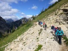 High Trails of the Canadian Rockies - 15 days/14 nights