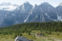 Moraine Lake/Valley of 10 Peaks/Larch Valley Hike - Monday and Thursday - Moderate
