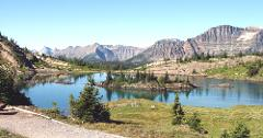 Shuttle FROM SUNSHINE VILLAGE to Trail Centre - Monday to Thursday - excluding long weekend Mondays