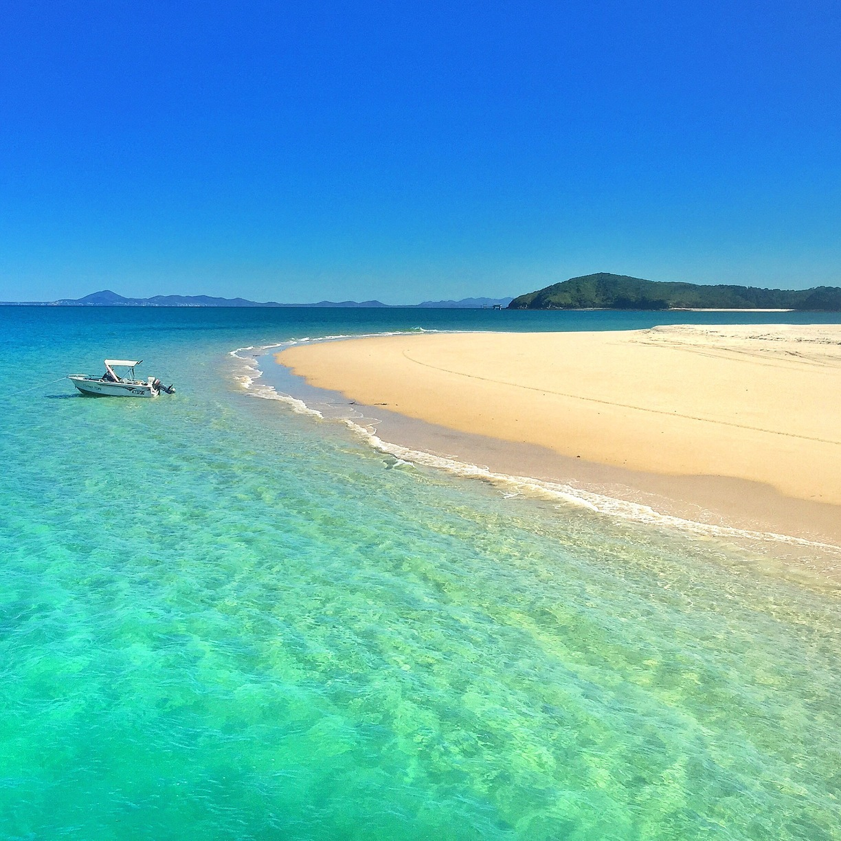 Rockhampton to Great Keppel Island Return Transfer