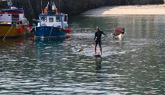 Stand Up Paddleboarding Starter Pack | 4 Lessons