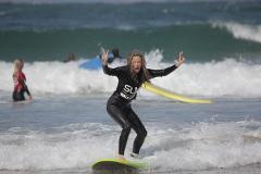 Surf lessons   Level 1   Beginner & Entry Level