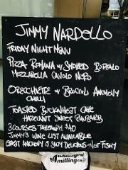Jimmy's on Friday 6th August