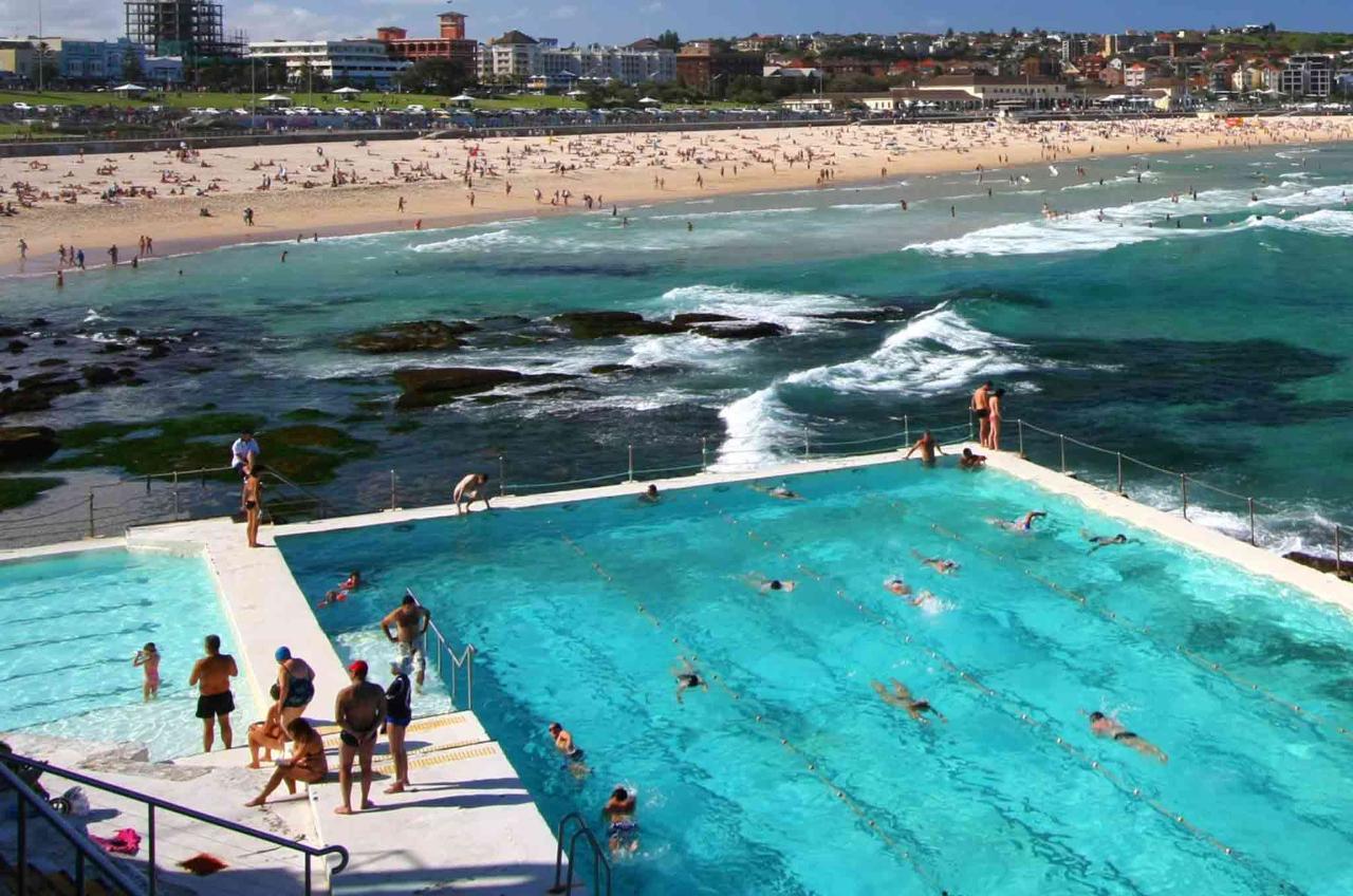 Private Sydney City and Bondi Beach Half Day Tour