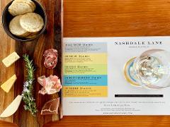 Nashdale Lane Wines Cellar Door Amuse Bouche Wine Tasting Board