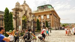 Buda Castle Bike Tour