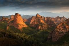 Red Rocks and Monasteries