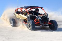 Dune buggy Adrenalin tour