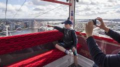 Emirates Air Line Cable Car Entrance Ticket