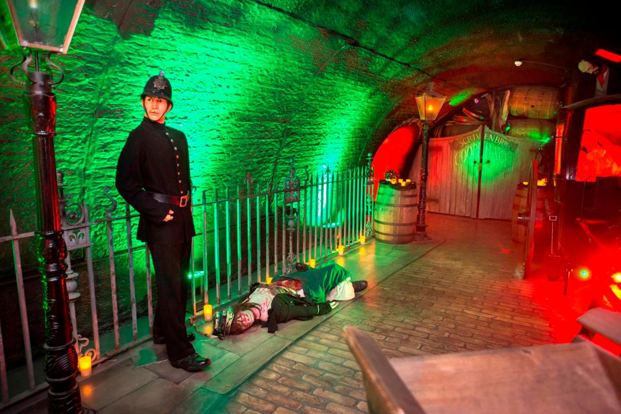 Visit The London Dungeon & See 30+ London Top Sights