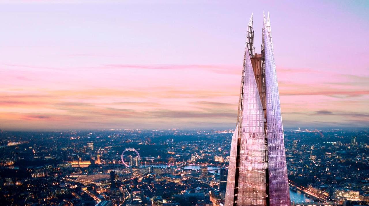 The Shard Viewing Gallery : Entrance Ticket