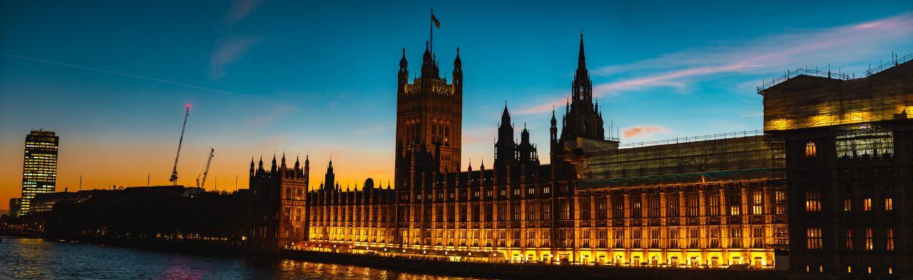 Houses of Parliament (Westminster) Tour