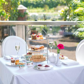 Royal High Tea at Kensington Palace