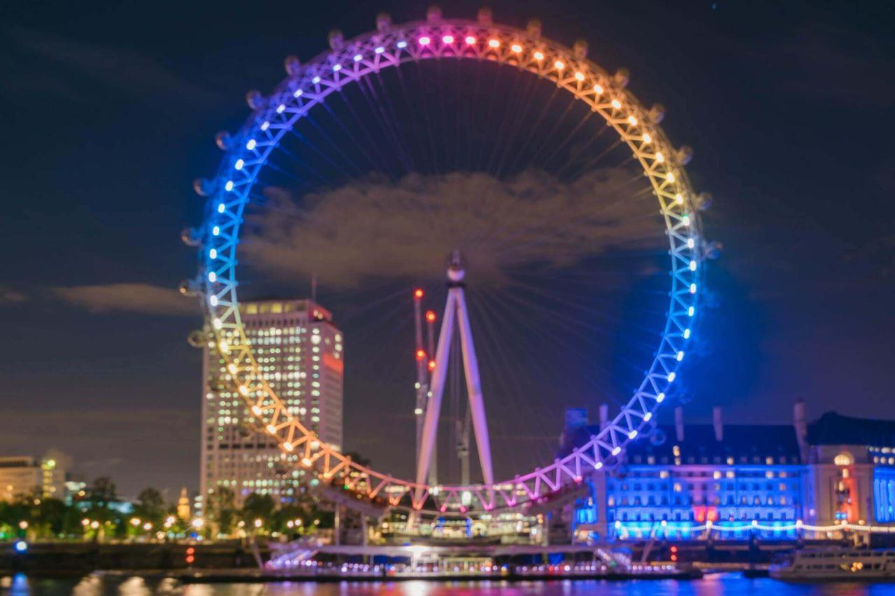 London's Lights & Top 30 Sights