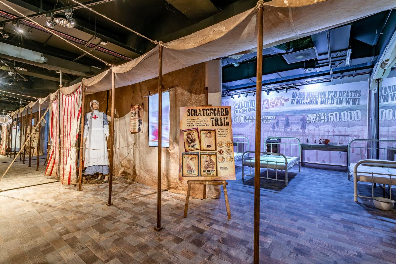 Visit The Florence Nightingale Museum & See 30+ London Top Sights