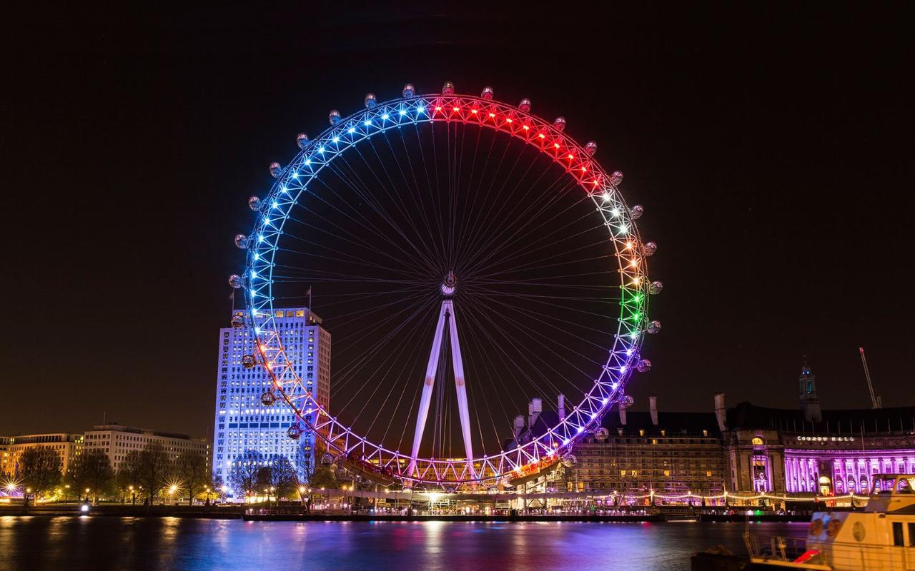 London Eye tickets & See 30+ London top sights