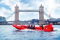 Ride The Thames Rockets & See 30+ London Top Sights