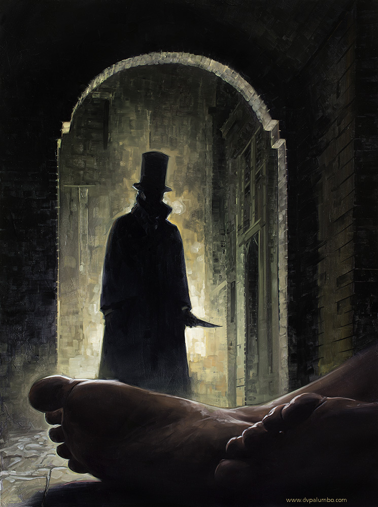 Jack the Ripper Tour - Solve the crime