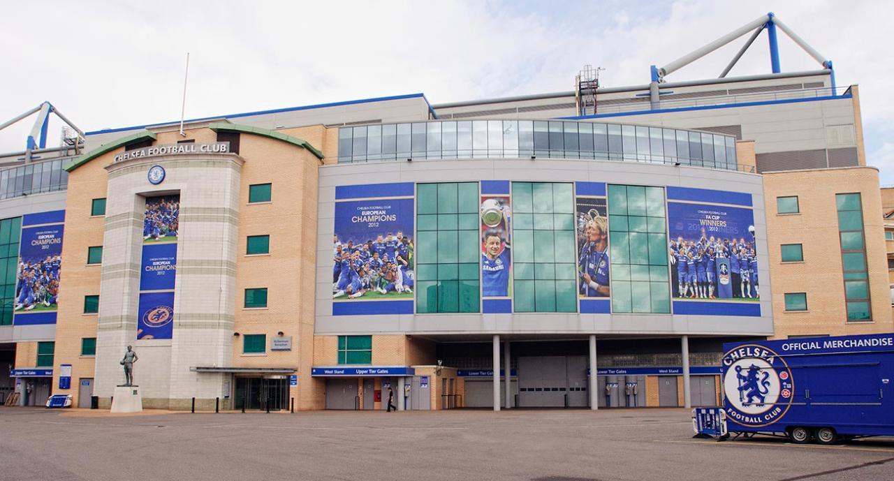 Chelsea FC Museum & Stadium Tour