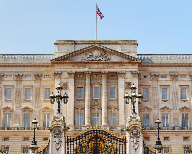 Buckingham Palace Entry Tickets