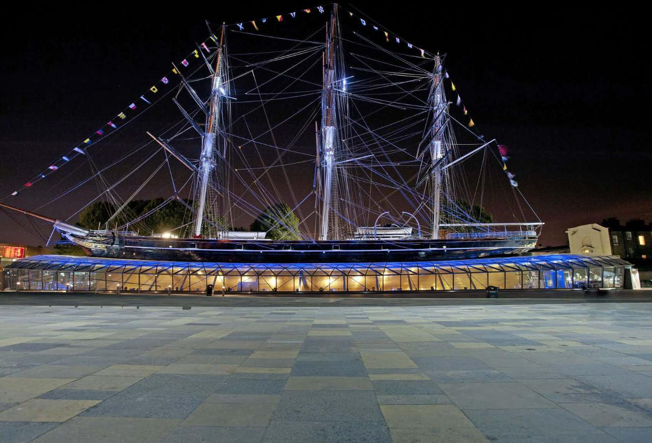 All Aboard The Cutty Sark & See 30+ London Top Sights