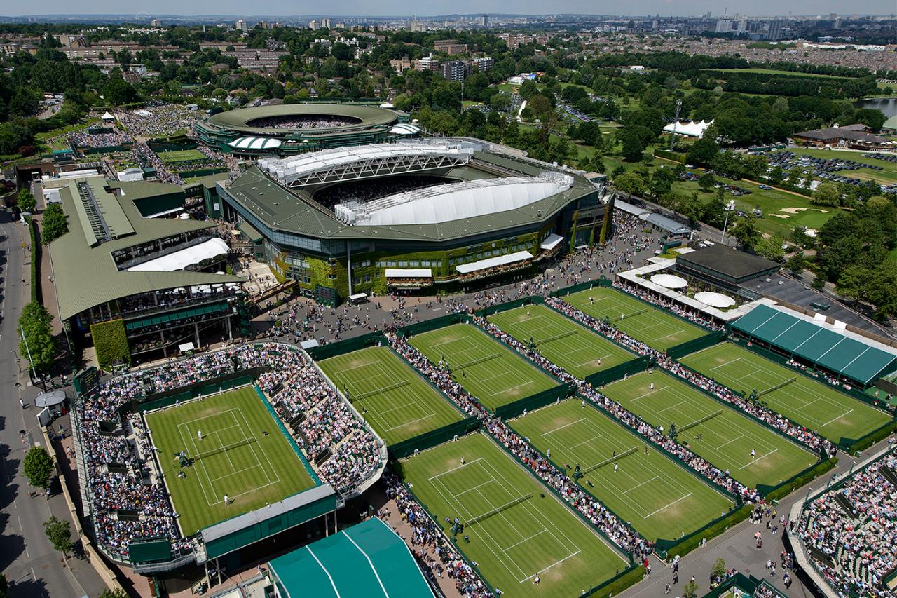 Visit The Wimbledon Tennis Museum & See 30+ London Top Sights