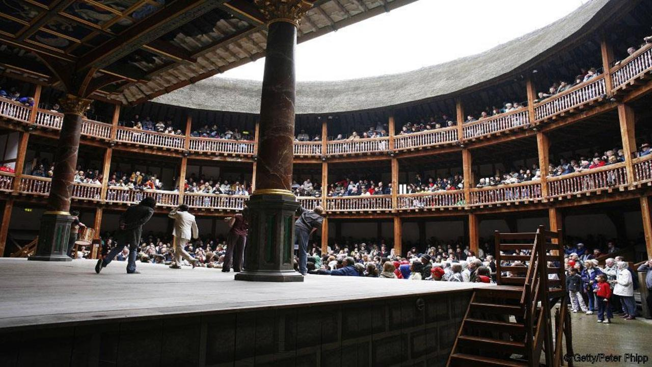 Shakespeare's Globe Theater Tour