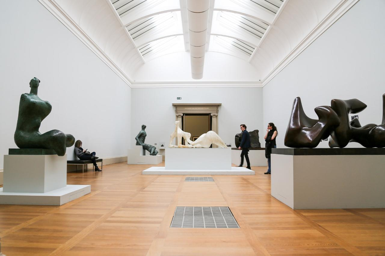 Visit the 3 Best London Art Galleries with a Fun Local Guide!