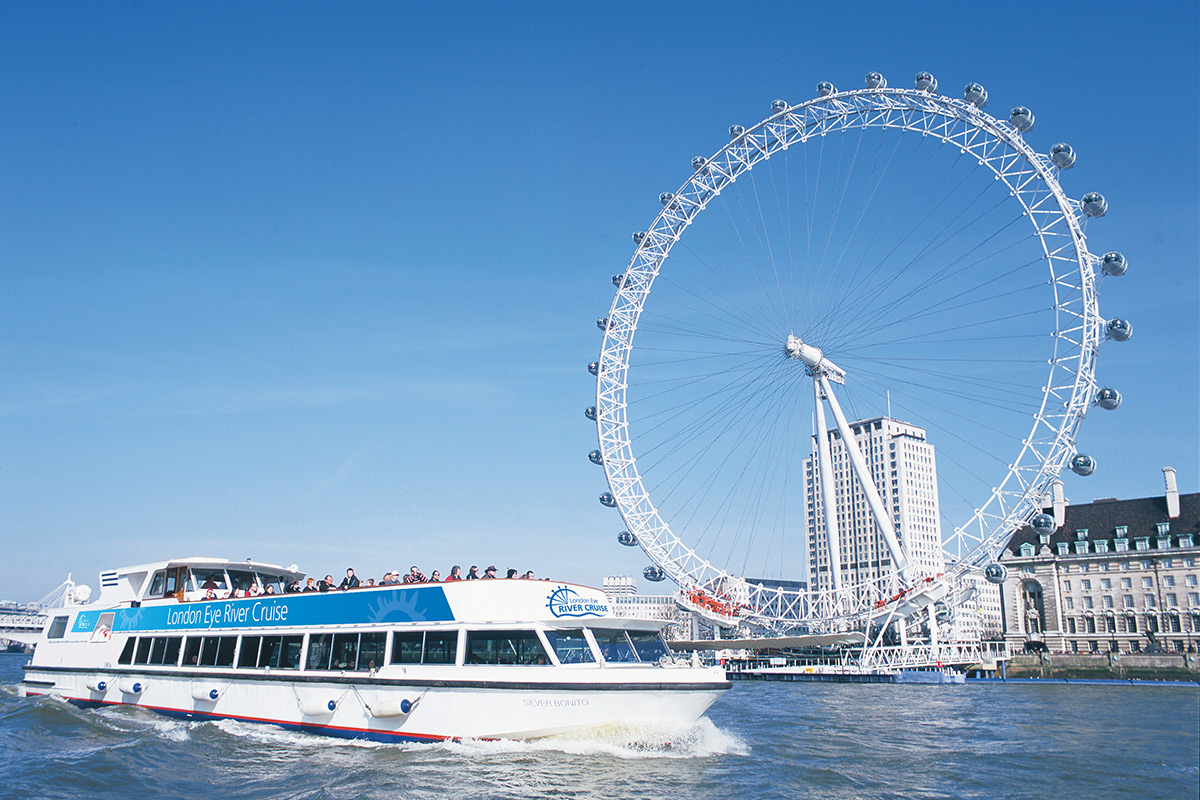 Thames River Cruise & See 30+ London Top Sights