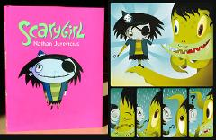 Scarygirl Book [Limited Edition]