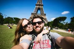 Eiffel Tower : Summit Access