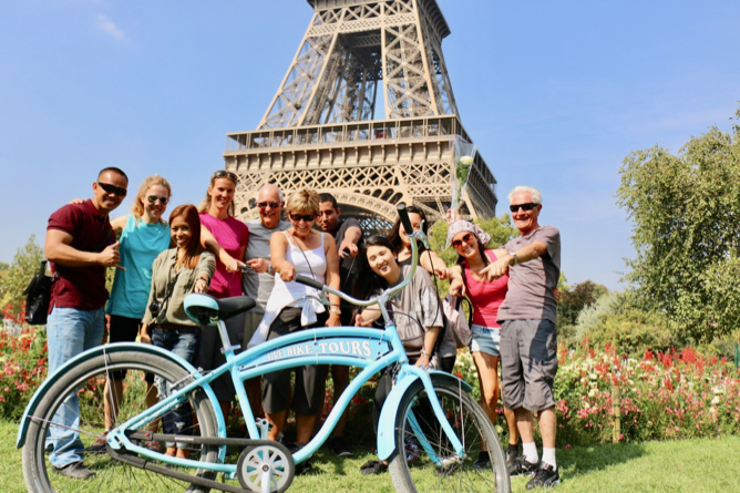 Paris Bike Tour : the Highlights