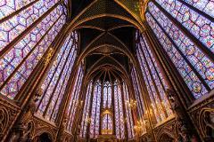 Sainte-Chapelle + Notre-Dame