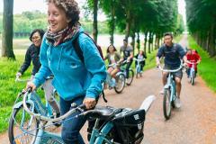 Palace of Versailles Bike Tour