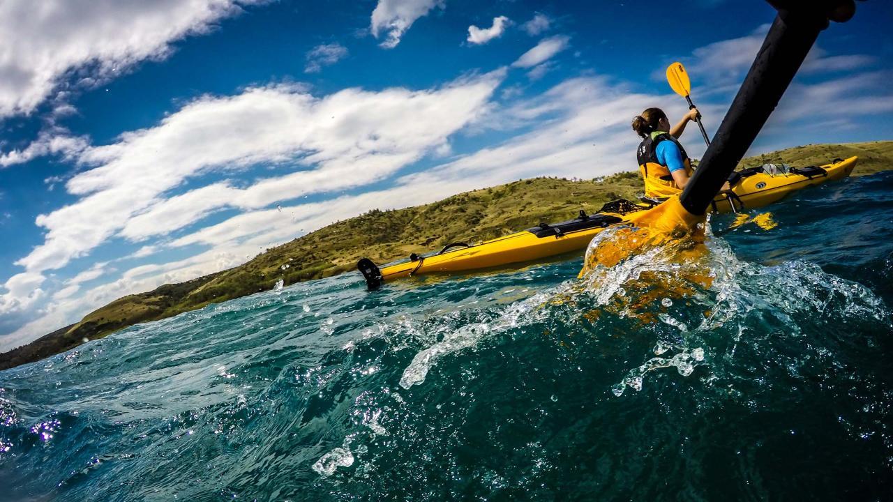 Mediterranean Kayaking Half Day Tour