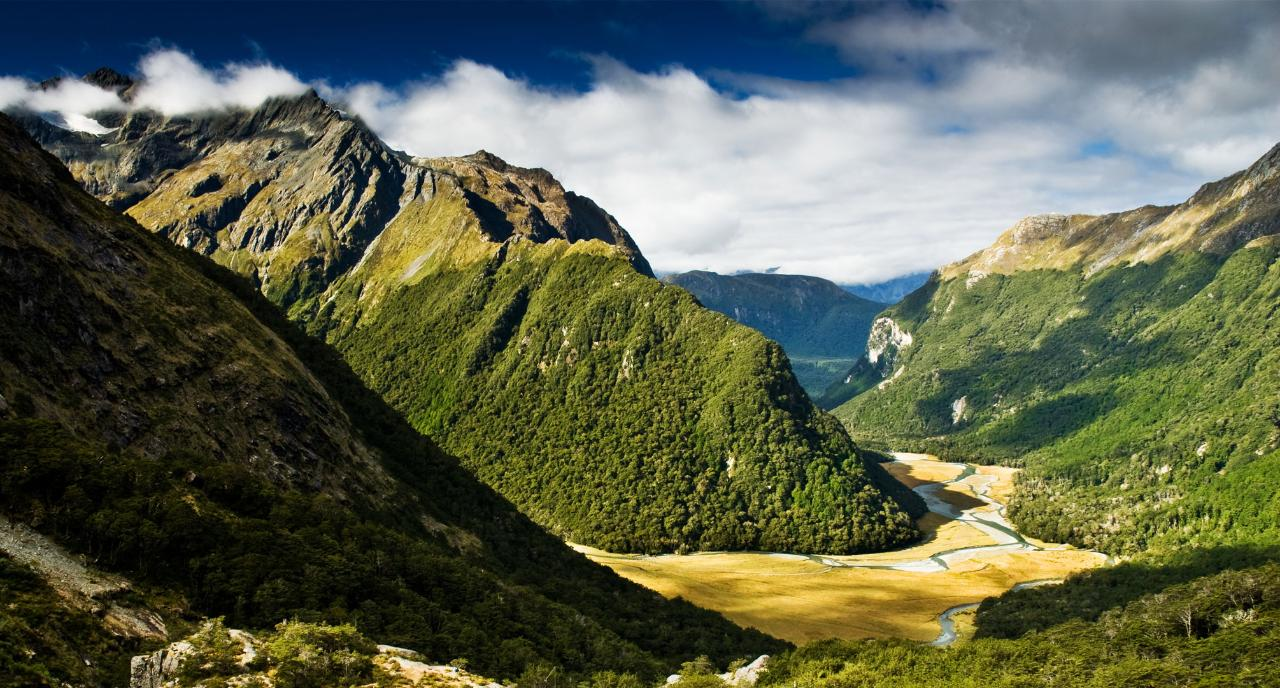 Routeburn Track // Great Walk