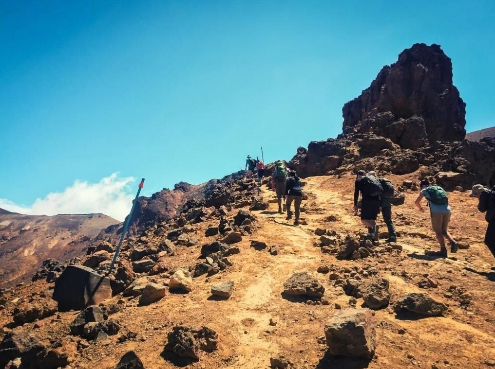 Tongariro Circuit // Great Walk
