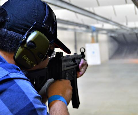 Basic Pistol & Rifle Shooting Package